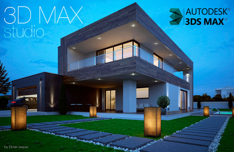 Ya está disponible 3D Studio MAX