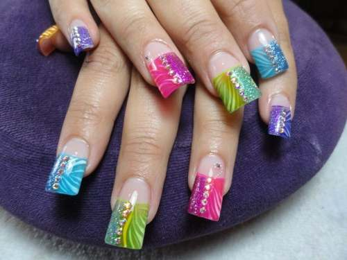 Uñas artificiales
