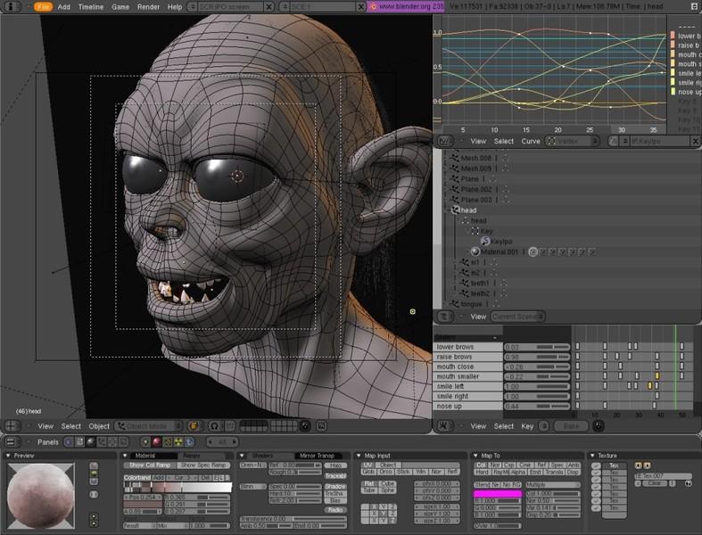 Curso online 3DS MAX 2015 para animación