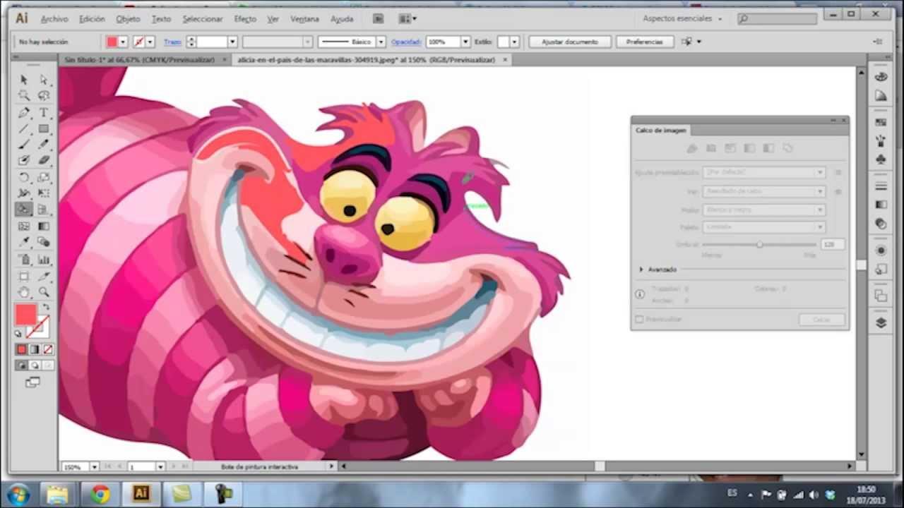 Curso Online Illustrator Cs6